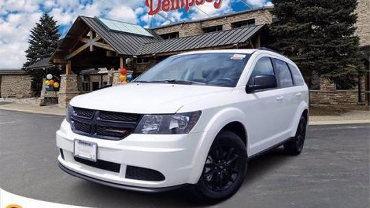 2020 Dodge Journey SE Value for sale in Plano, IL