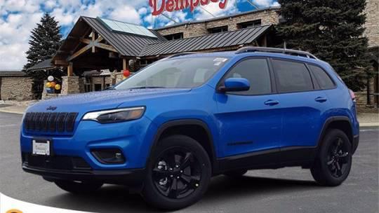 2021 Jeep Cherokee Altitude for sale in Plano, IL