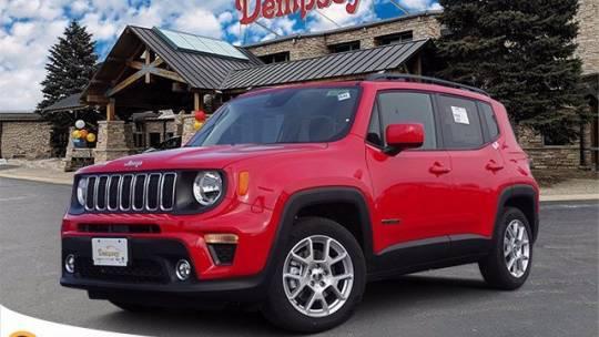 2021 Jeep Renegade Latitude for sale in Plano, IL