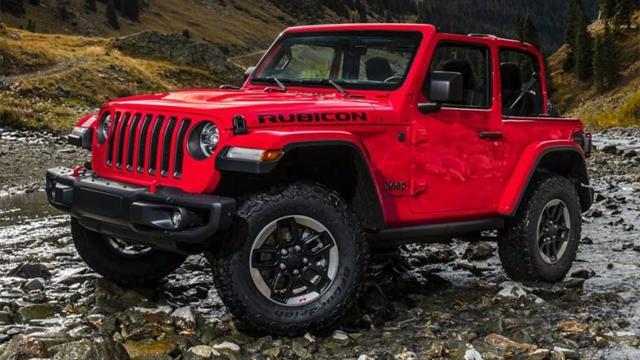 2021 Jeep Wrangler Rubicon for sale in Oak Lawn, IL