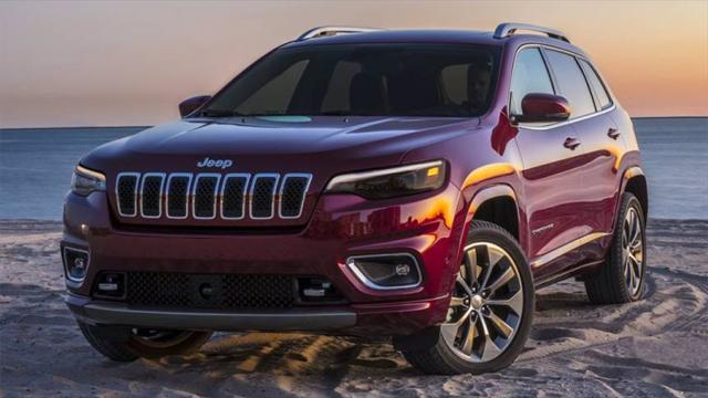 2021 Jeep Cherokee Latitude Plus for sale in Oak Lawn, IL