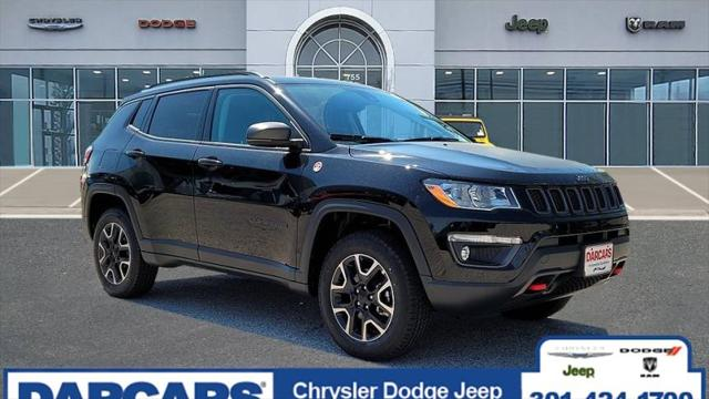 2021 Jeep Compass Trailhawk for sale in Rockville, MD