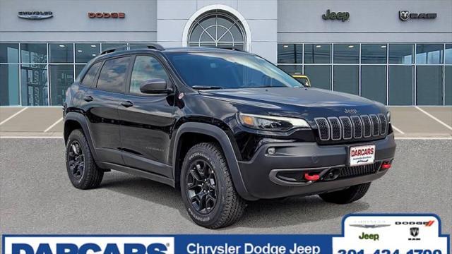 2021 Jeep Cherokee Trailhawk for sale in Rockville, MD