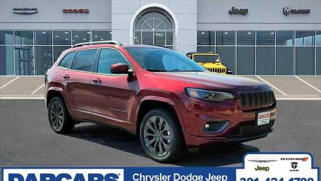 2021 Jeep Cherokee High Altitude for sale in Rockville, MD