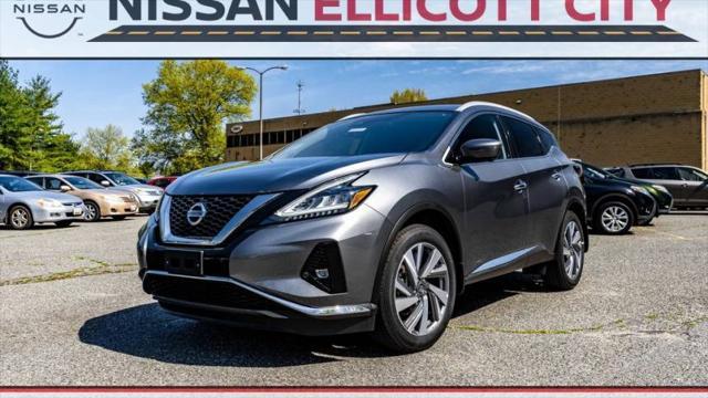 2021 Nissan Murano SL for sale in Ellicott City, MD