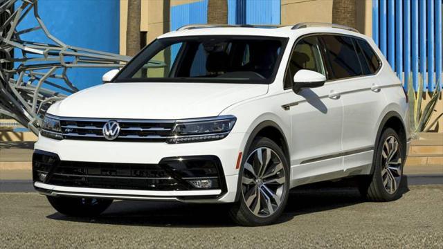 2021 Volkswagen Tiguan SEL Premium R-Line for sale in Brooklyn, NY
