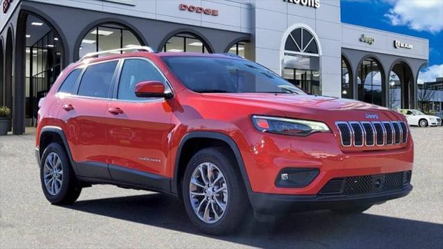 2021 Jeep Cherokee Latitude Lux for sale in Vienna, VA