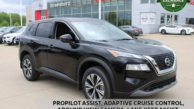 2021 Nissan Rogue SV for sale in Streetsboro, OH