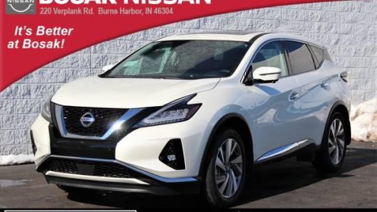 2021 Nissan Murano SL for sale in Burns Harbor, IN