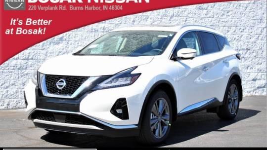 2021 Nissan Murano Platinum for sale in Burns Harbor, IN