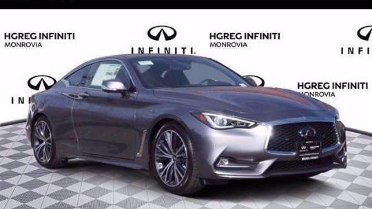 2021 INFINITI Q60 3.0t LUXE for sale in Monrovia, CA