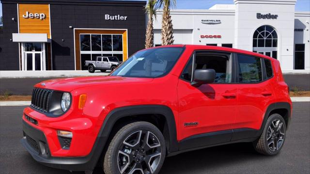 2021 Jeep Renegade Jeepster for sale in Beaufort, SC