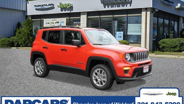 2021 Jeep Renegade Sport for sale in Waldorf, MD