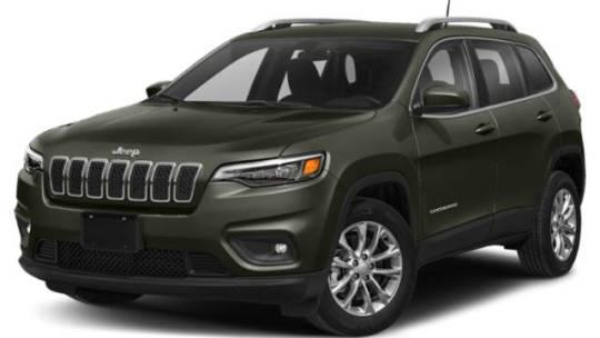 2021 Jeep Cherokee Latitude Plus for sale in Streamwood, IL