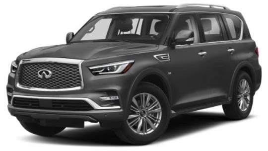 2018 INFINITI QX80 RWD for sale in Houston, TX
