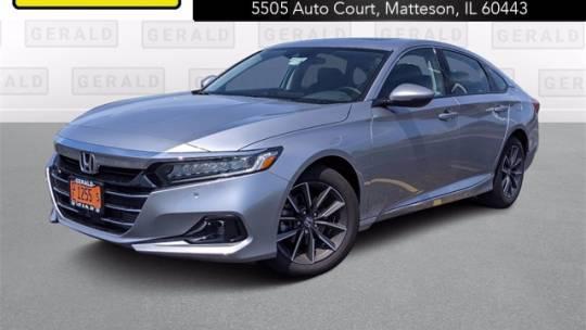 2021 Honda Accord Sedan EX-L for sale in Matteson, IL