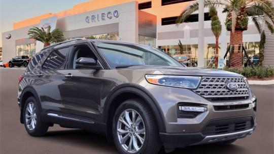 2021 Ford Explorer Limited for sale in Delray Beach, FL