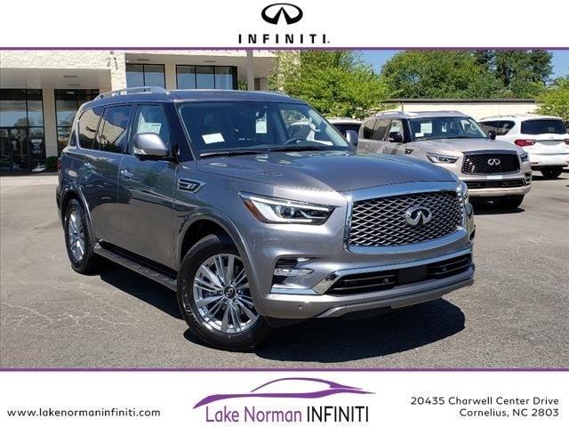 2021 INFINITI QX80 LUXE for sale in Cornelius, NC