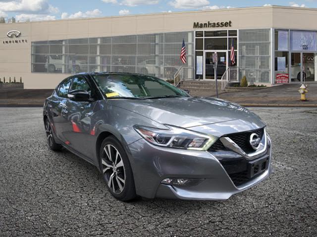 2018 Nissan Maxima SL [3]