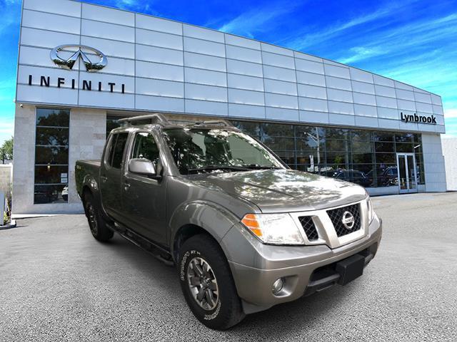 2016 Nissan Frontier PRO-4X [0]