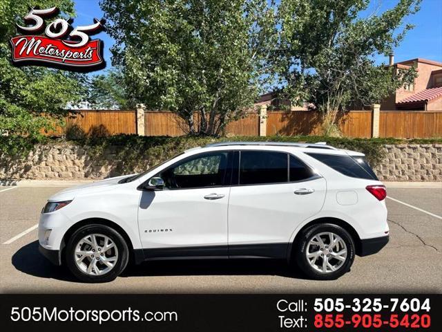 2018 Chevrolet Equinox Premier for sale in Farmington, NM
