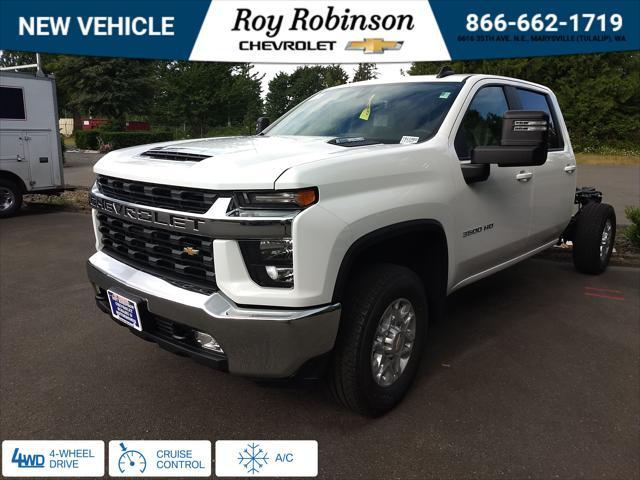 2021 Chevrolet Silverado 3500HD LT for sale in Marysville, WA