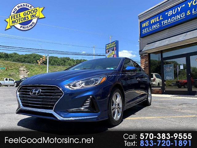 2018 Hyundai Sonata Limited for sale in Dickson City, PA
