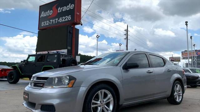 2014 Dodge Avenger SE for sale in Tomball, TX