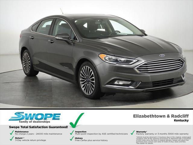 2018 Ford Fusion Titanium for sale in Radcliff, KY