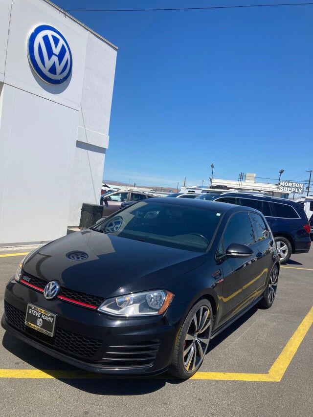 2015 Volkswagen Golf GTI S for sale in Union Gap, WA