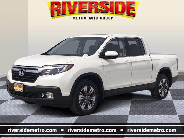 2019 Honda Ridgeline RTL-T for sale in Riverside, CA