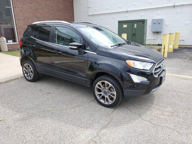 2018 Ford EcoSport Titanium for sale in Auburn, ME