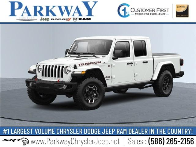 2021 Jeep Gladiator Rubicon for sale in Clinton Township, MI