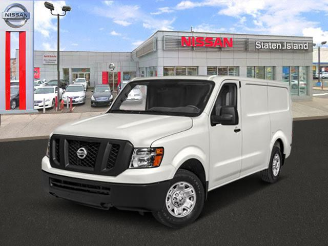 2021 Nissan NV Cargo SV [0]