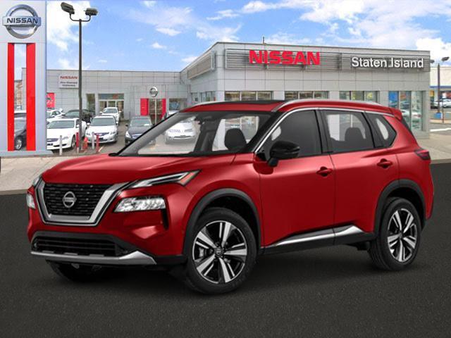 2021 Nissan Rogue S [5]