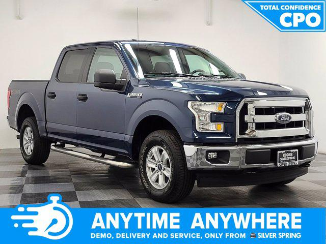 2017 Ford F-150 XLT for sale in Silver Spring, MD