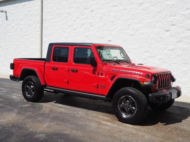 2021 Jeep Gladiator Rubicon for sale in Morris, IL