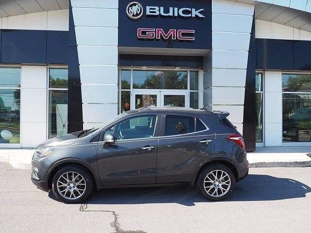 2018 Buick Encore Sport Touring for sale in Martinsburg, WV