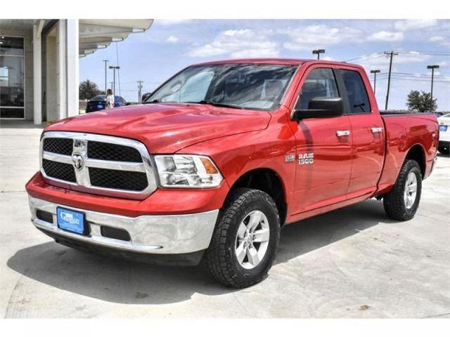 2017 Ram 1500 SLT for sale in Odessa, TX