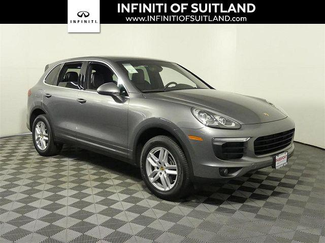 2018 Porsche Cayenne Base for sale in Suitland, MD