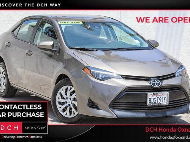 2018 Toyota Corolla L for sale in Oxnard, CA