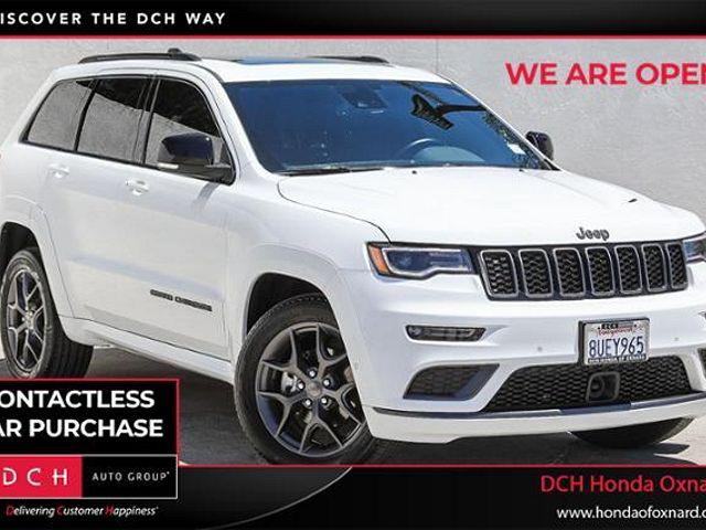 2020 Jeep Grand Cherokee Limited X for sale in Oxnard, CA