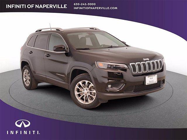 2019 Jeep Cherokee Latitude Plus for sale in Naperville, IL