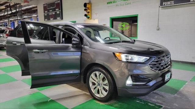 2020 Ford Edge Titanium for sale in Manassas, VA