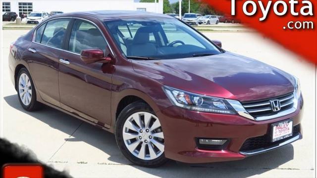 2014 Honda Accord Sedan EX-L for sale in Crystal Lake, IL