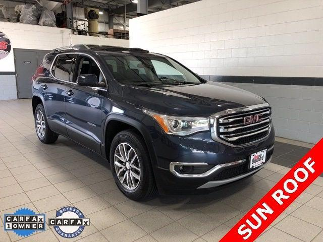 2019 GMC Acadia SLE for sale in Lancaster, MA