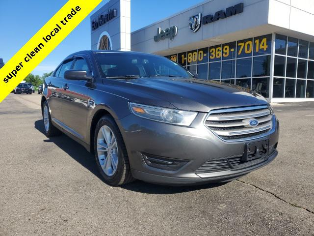 2015 Ford Taurus SEL for sale in Greenville, MI
