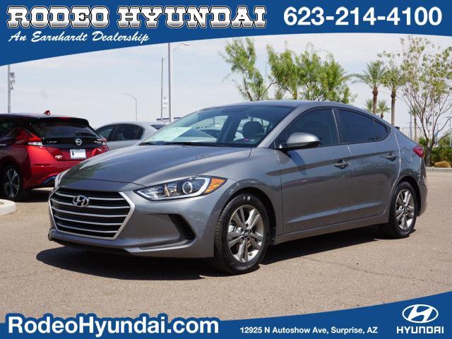 2018 Hyundai Elantra SEL for sale in Surprise, AZ