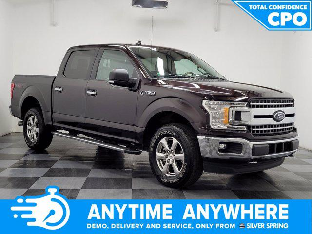 2018 Ford F-150 XLT for sale in Silver Spring, MD