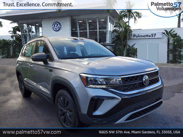 2022 Volkswagen Taos S for sale in Miami, FL
